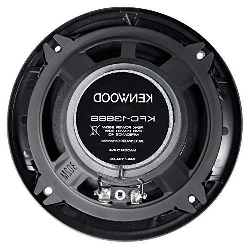 """5.25"""" 1000 2-Way Audio Speakers"""