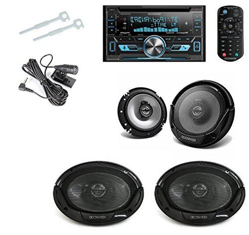kfc 1665s series speakers