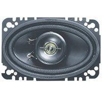 Kenwood KFC-4675C 60-Watt 4-Inch x 6-Inch Two-Way Speaker Sy