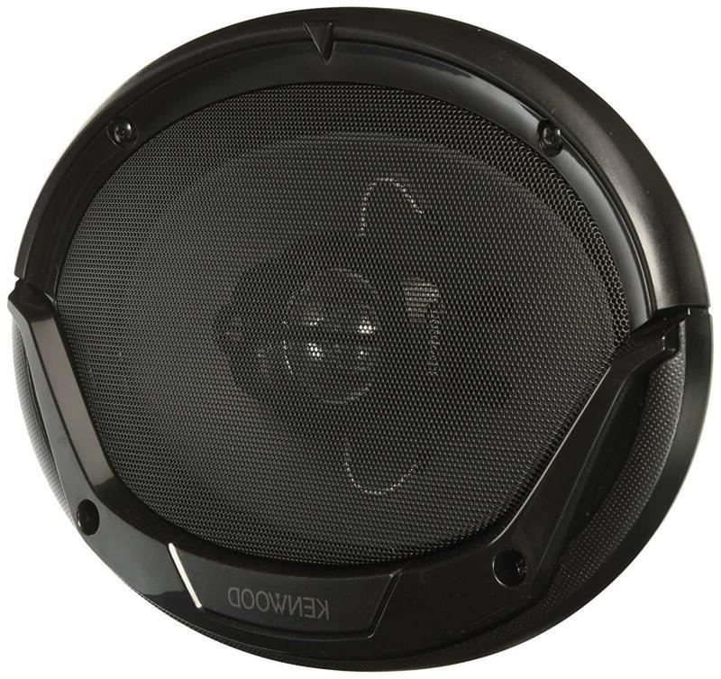 Kenwood 6 x 9 Inches 3-Way 400W Speakers, of