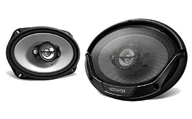 Kenwood KFC-6965S 6 9 3-Way Speakers,