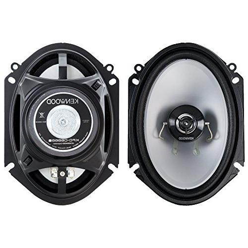 Kenwood KFC‑C6866S 6X8 250 Speakers