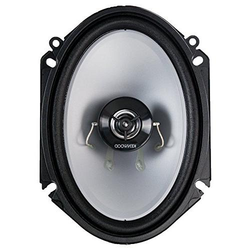 Kenwood KFC‑C6866S 6X8 250 Speakers - Pair