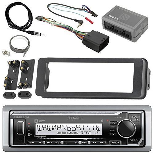 kmrm318bt marine stereo radio receiver