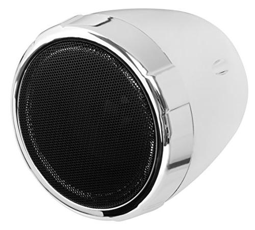Weatherproof Sound System, Inch Multi-Function Ideal For Motorcycles/ATV