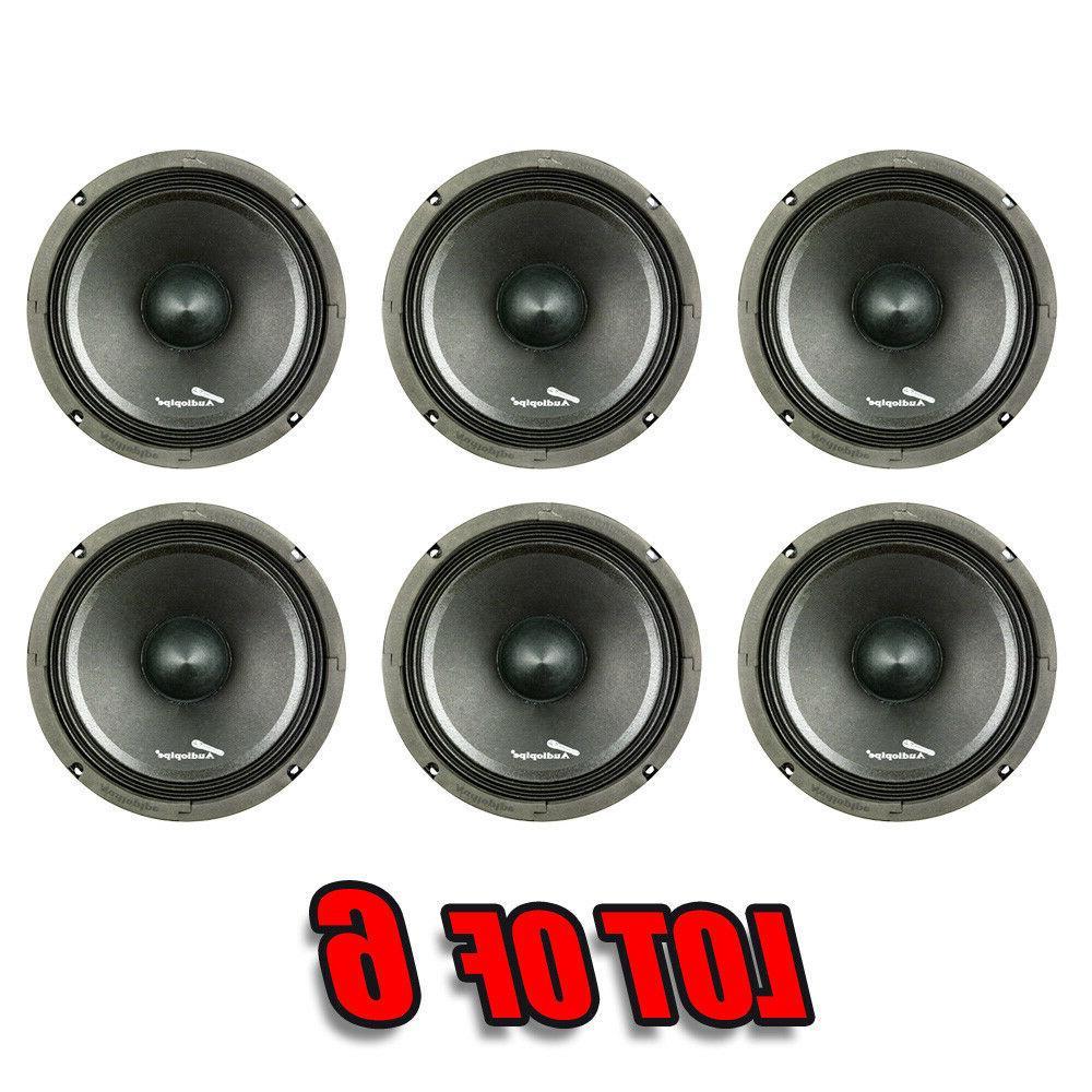 mid frequency loudspeaker apsl 8