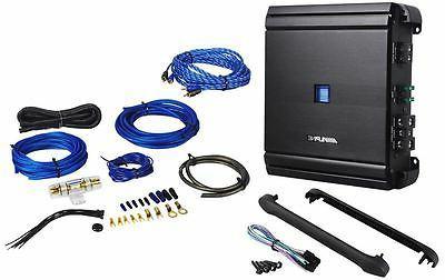 """Alpine MRV-M500 500 Watt RMS Class """"D"""" Mono Car Amplifier +"""