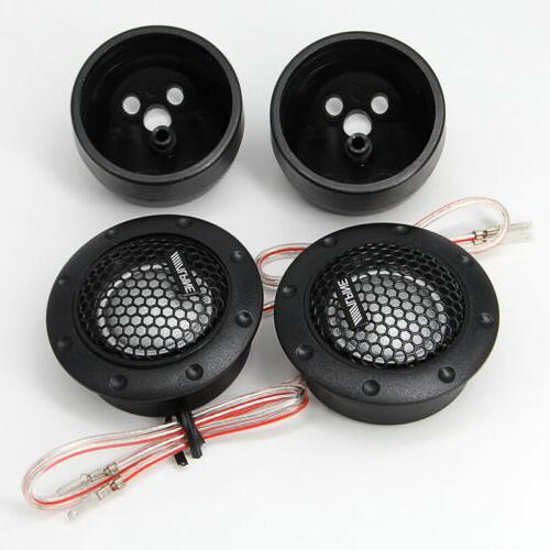 "360W DDT-S30 1"" Soft Car Speakers US"