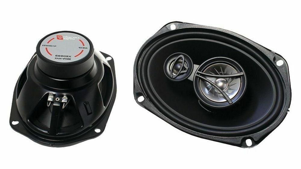 New Coaxial Car Speakers x