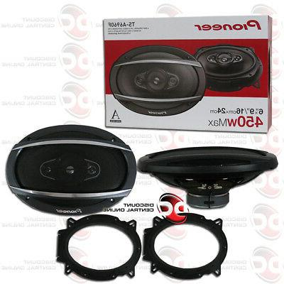 "NEW x 9"" CAR AUDIO 450W"
