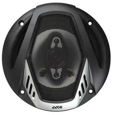 "BOSS NX524 5.25"" 4-Way Audio Coaxial Speakers Stereo Black Ohm"