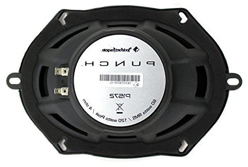 2 Rockford Fosgate Series Speakers