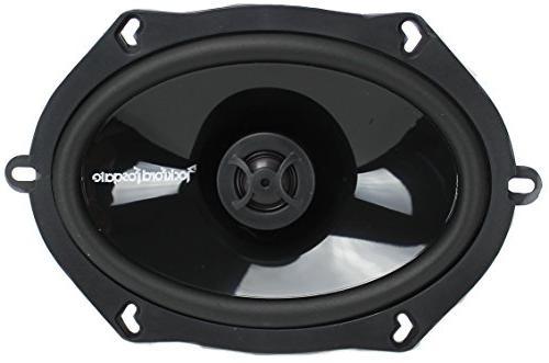 2 Fosgate Punch Series 2-Way Coaxial Speakers