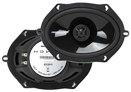 2 of Fosgate P1572 Punch Series Coaxial Speakers