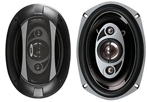 BOSS Audio Watt 9 Inch, 4 Way Car