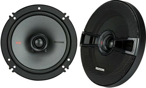 "Pair Kicker 44KSC6504 KSC650 6.5"" 400 Watt 2-Way Car Audio S"