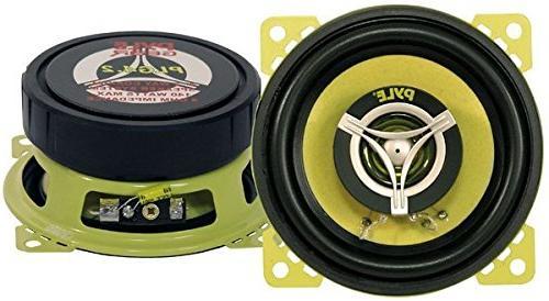 plg4 2 two way speakers