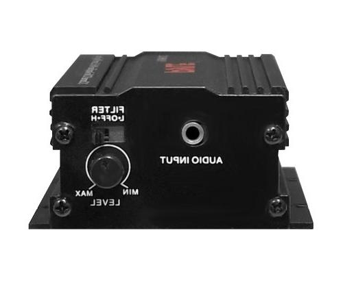 PYLE PLMPA35 2 Channel 300 Mini with Input