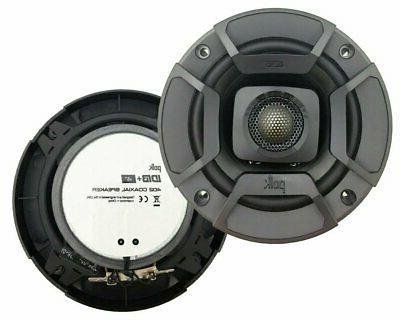 poldb402 db402 coaxial speakers