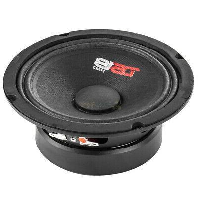 DS18 Loudspeakers Audio Mid 4 Pack