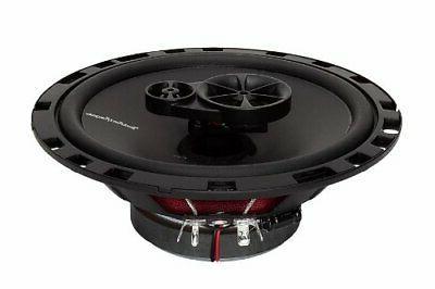 Rockford Fosgate 6.5-Inch Full-Range Coaxial Speaker Set of