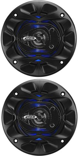 "BOSS Audio Systems RAGE Series Speaker 4"" 3-Way 225 Watts Lo"