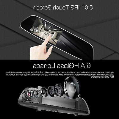 Rearview Mirror Car Speaker Mic