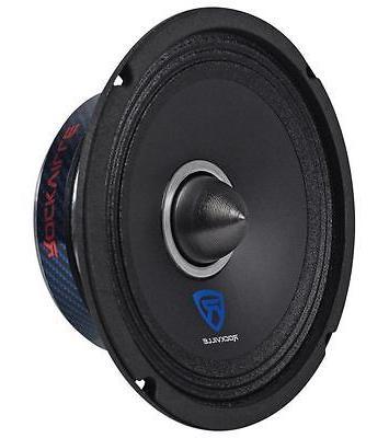 Rockville 300w 4 Mid-Range Drivers Speakers
