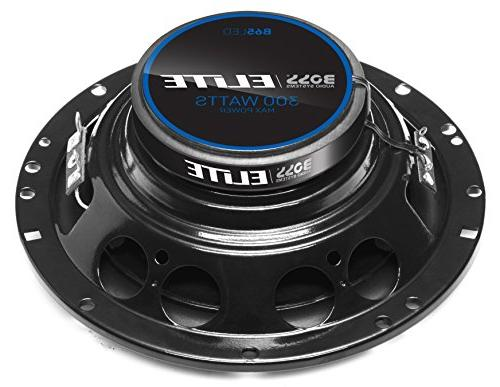 BOSS Series Car Speakers, | Full