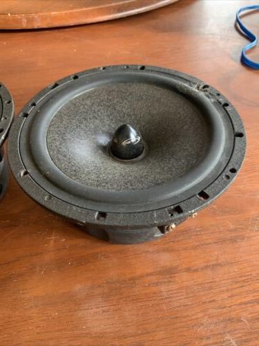 Set Realm Car Speakers