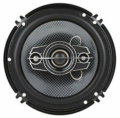 SLC-N65X 4-way Car Audio Door Speakers 400 Coaxial