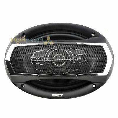 DS18 5-way Speakers 520 Speaker Box Kit Set