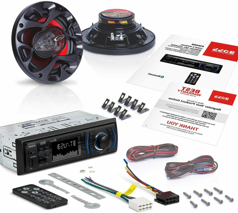 BOSS Audio Car Package