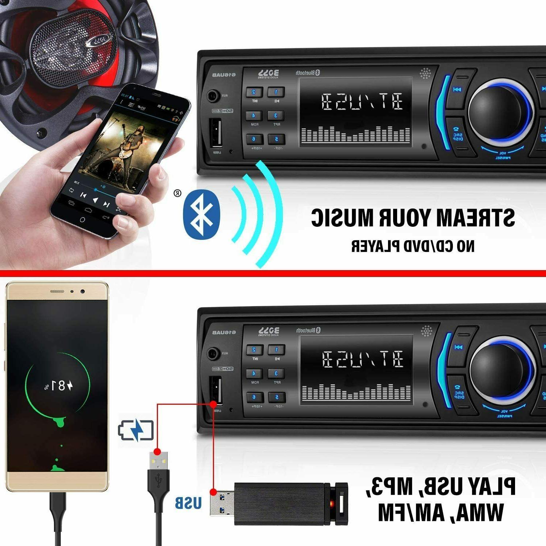 BOSS Audio CH616 Car Speakers Package