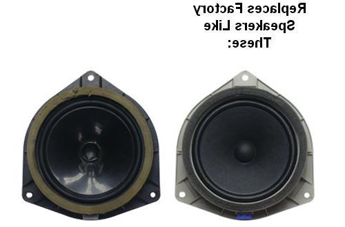 """Toyota Corolla & 2005-2015 6 1/2"""" 6.5"""" Rings - SAK036_55875-1"""