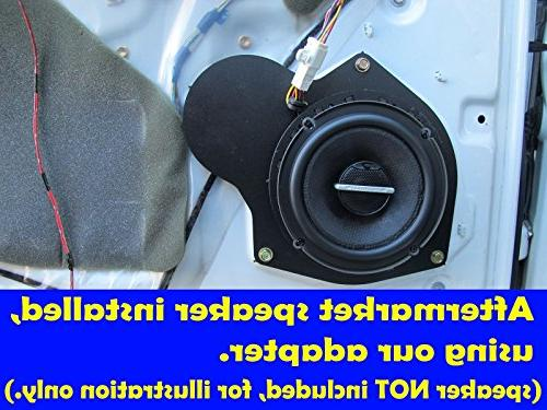 """Toyota 2001-2007 2000-2006 Double Cab 6 1/2"""" Front Speaker -"""