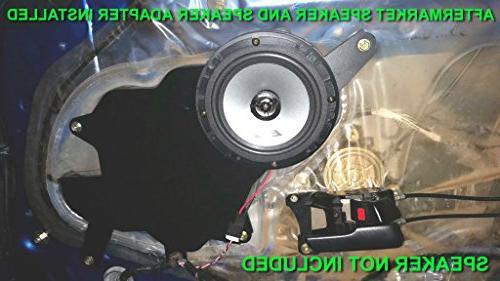 """Toyota 1994-1998 Supra 1/2"""" Speaker Adapter Rings SAK117_55-1 Pair"""
