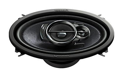 """Pioneer TS-A4676R 6"""" 3-Way Speaker, Set of"""