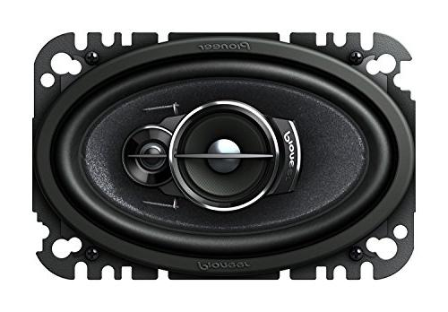 "Pioneer TS-A4676R 4"" x 6"" 3-Way Speaker, of"