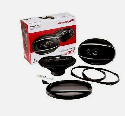 PIONEER TS-A6990F pair 700 5-way x car speakers