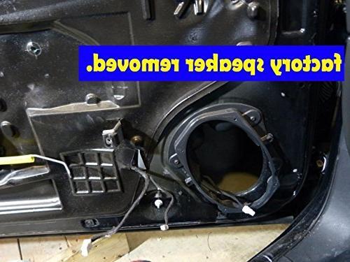 """Universal 6 1/2"""" Adapter Spacer Rings - SAK045_55-4"""