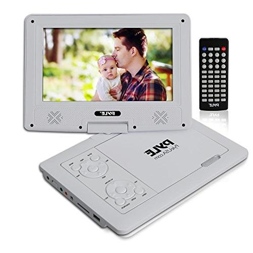upgraded 2017 portable dvd player
