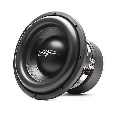 "SKAR AUDIO VXF-12 D4 12"" 3000W MAX POWER DUAL 4 OHM COMPETIT"