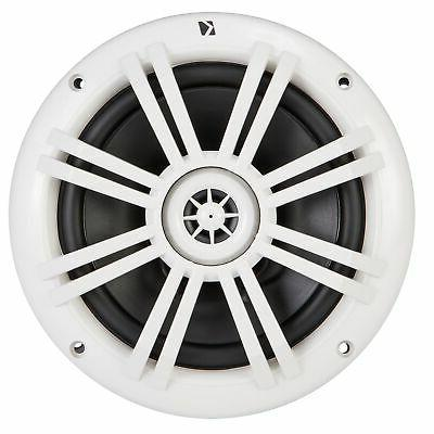 White Tower System with Marine Speakers