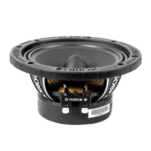 Watts Mid Range Loud Car Audio Speakers -