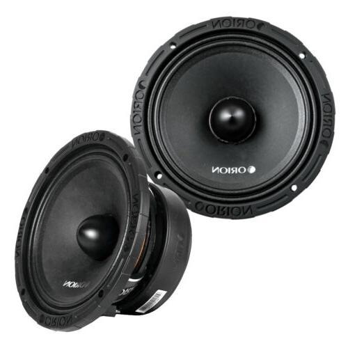 xtx88f xtr 8 midrange speaker