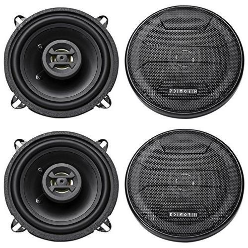 "Hifonics ZS525CX 5.25"" 800 Watt Coaxial Car Speakers"