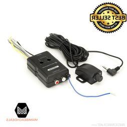 SCOSCHE LOC2SL Car Stereo 2-Channel Adjustable Amplifier Add