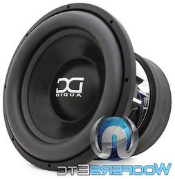 "DC AUDIO LV6 ELITE 15 D1 15"" 9000W DUAL 1-OHM SUBWOOFER BASS"