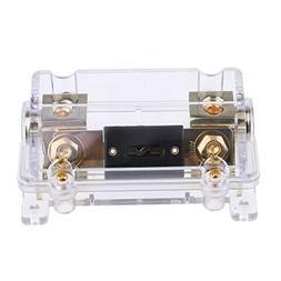 MagiDeal Universal 100A 1Way Car Audio Fuse Block Distributi